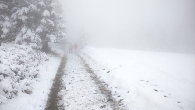 Zima 2015 listopad