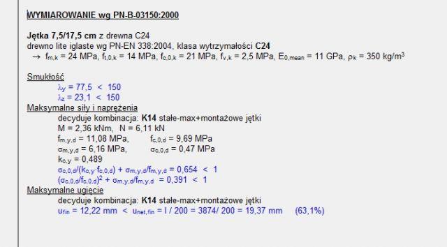 Jetka pojedyncza 75x175