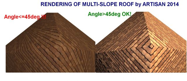MULTI SLOPE ROOF By ARTISAN2014