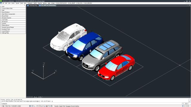 ARTISAN PDF3D export0