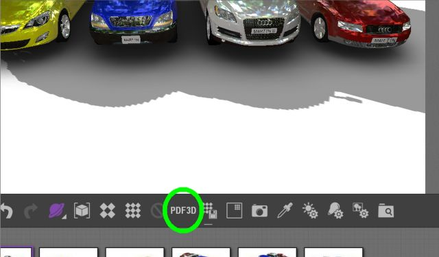 ARTISAN PDF3D export2